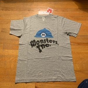 Uniqlo Monsters Inc Disney Pixar Collection